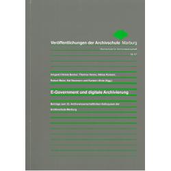 VÖ 67: E-Government und...
