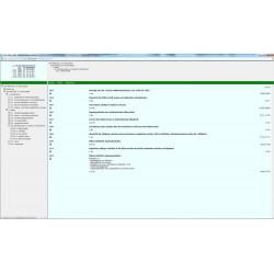 Ansicht eines Online Findbuchs