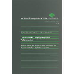 VÖ 34: Der archivische...