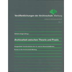 VÖ 41: Archivarbeit...